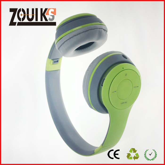 Zouiks bluetooth headset , fantastic hand feeling ,Hifi voice ,wireless and's image