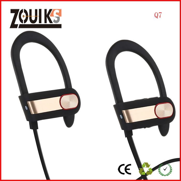 zouiks Q7 sport bluetooth earphone ,for sport ,for music ,high quality with's image