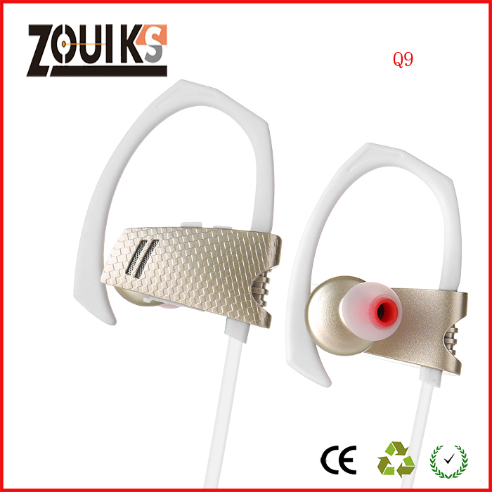 zouiks Q9 sport bluetooth earphone ,for sport ,for music ,high quality with's image