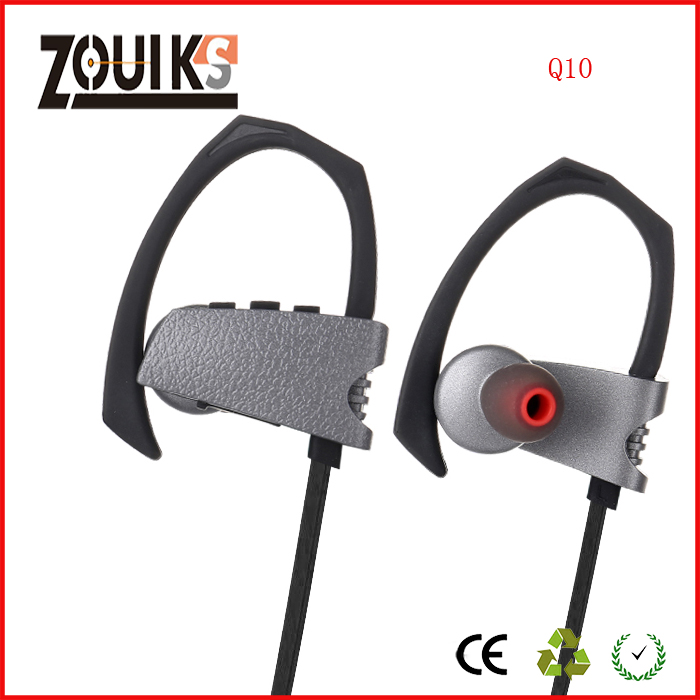 zouiks Q10  sport bluetooth earphone ,for sport ,for music ,high quality wi's image