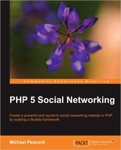 PHP 5 Social Networking's image