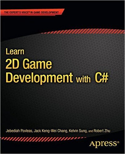Learn 2D Game Development with C#'s image
